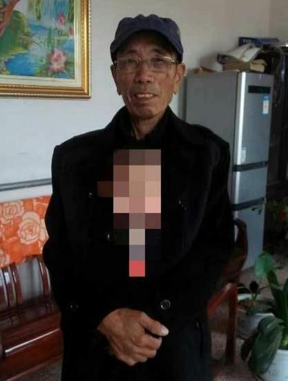 寻找天津七旬老人井子发,017/10/30日西青区安定医院走失