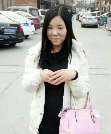 寻杜德敏,家住香河县永新小区,2017年11月15联系不上