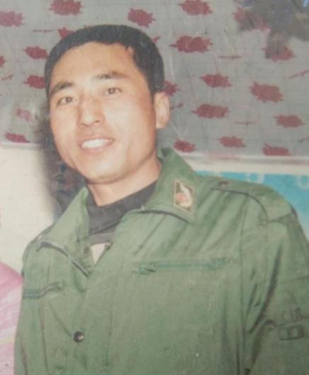 寻亲吕福祥,家住孟家乡老边村,2009年6月16失踪儿子现在18岁了