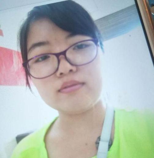 寻找广州女孩赖小芬 2017年11月29日南村镇妇幼保健医院走失