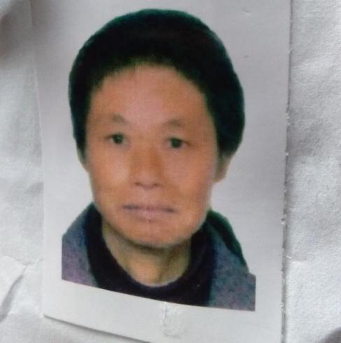 江西寻人网寻找_范喜莲,12月6日在吉州区兴桥桂塘走失