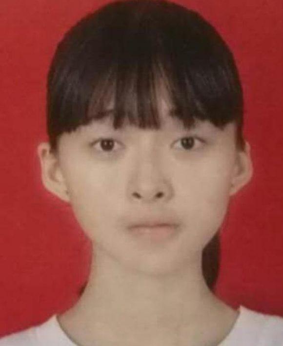 急寻云浮女孩唐甜 2017/12/22 云城区云城街道罗沙村走失