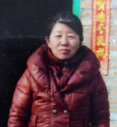 急切寻母马秀芹,2017年3月20日在山东省菏泽市鄄城县迷路走失