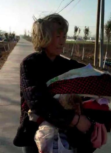 寻找安徽老人孟现英 2018-01-08太和县三堂镇尹庄村走失