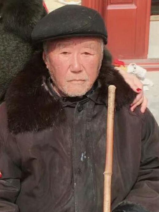 寻找菏泽老人陈继显 2018-02-20巨野县陶庙镇走失