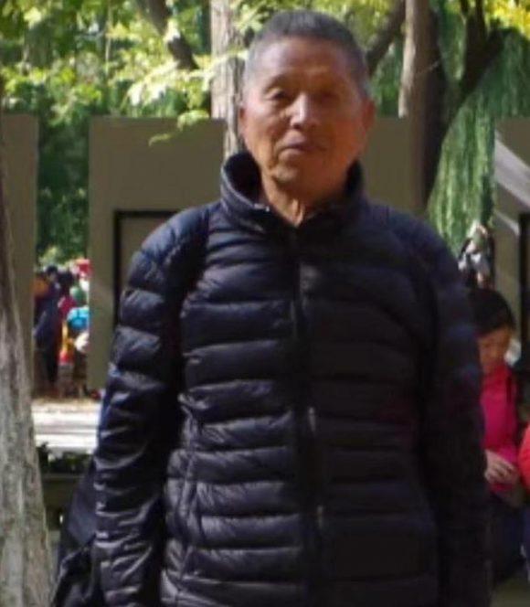 寻找菏泽老人侯玉珍 2018年2月27日菏泽市广福街天香村走失