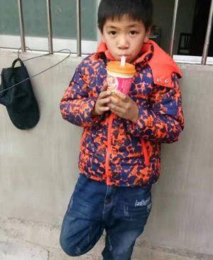 寻找贵州少年孟锦来 贵州 黔南布依族苗族自治州2018-3-25走失