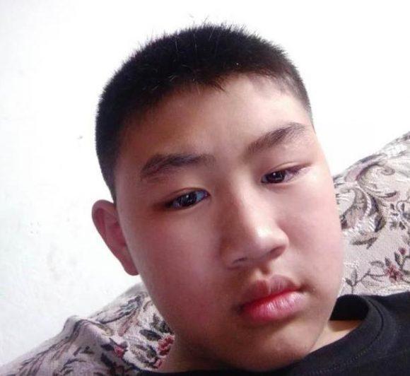 急寻重庆男孩文继银2018-4-16重庆市涪陵区马鞍街道走失