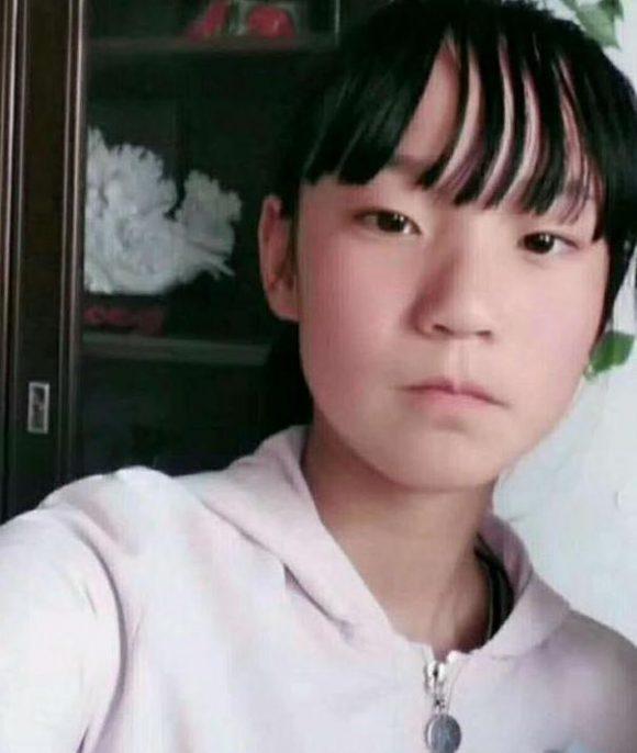 寻找陕西女孩李紫怡 2018-04-15宝鸡 凤翔县陈村镇走失