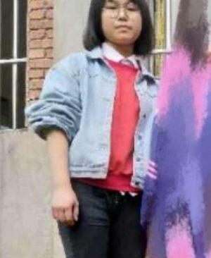 寻找四川女孩符海霞2018-05-14达州市宣汉县走失