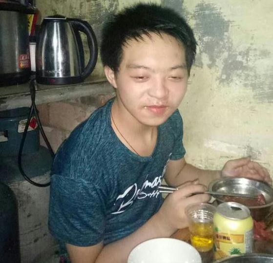 寻找广东男孩刘辉健 2018-04-10 广州市增城区走失