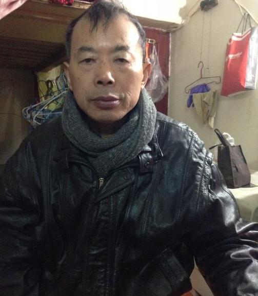 寻找上海老人魏永连2018-06-11上海市 虹口区走失