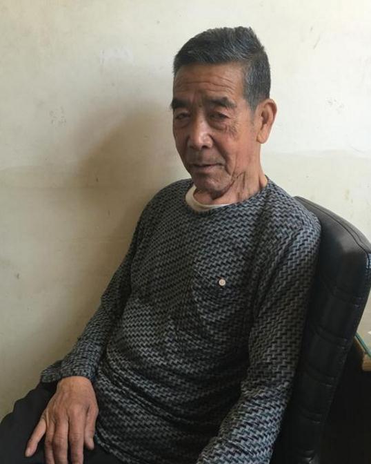 寻找天津老人李家禄 2018-06-18 天津市河北区走失