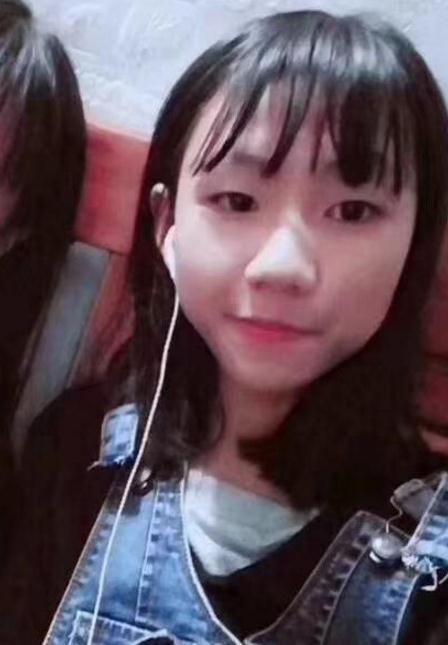 寻找广东女孩梁玉婷 2018-06-15 中山市西区走失