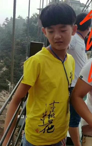 急寻河南男孩董展 2018-07-09 南阳市镇平县走失