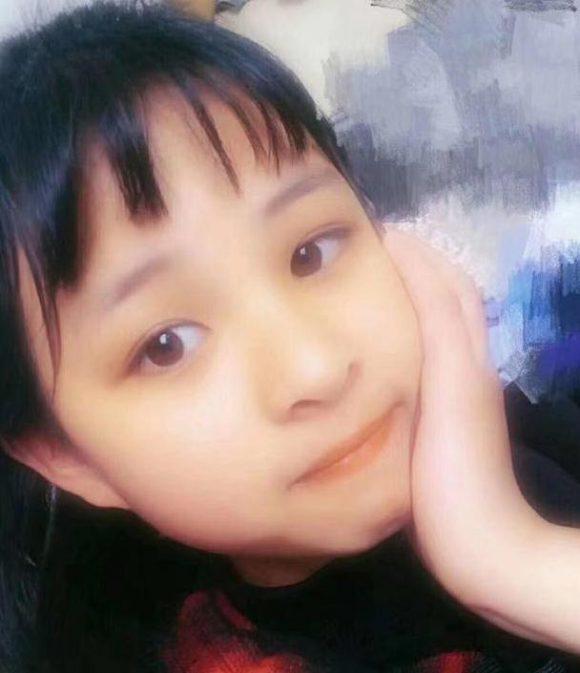 急寻陕西女孩范甜杰 2018-07-21 西安市长安区走失