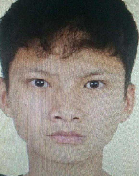 江苏15岁男孩离家出走失联,家人急寻望好心人留意