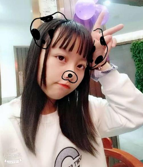 寻找江西13岁女孩薛梓妍2018-11-25失联,背黑色书包,穿黑色棉袄。