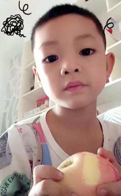 成都市8岁男孩刘吕杰2018-12-16走失,黄色的羽绒服长款,外套灰黑色短款的衣服