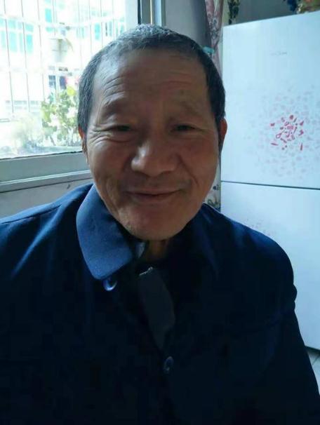 寻找湖南岳阳七旬老人患阿尔茨海默症走失,骑自行车胡子比较长